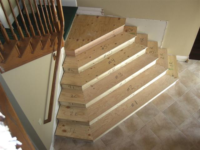 Amendt Stair Framing Our Work