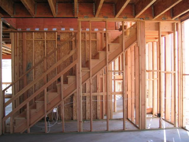 Image Gallery Stair Framing