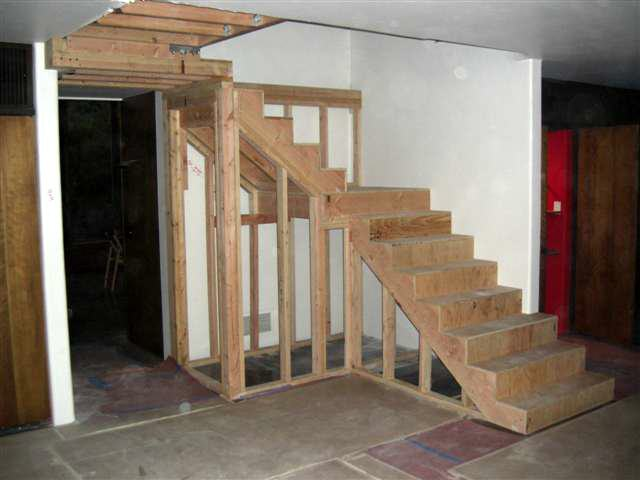 Superieur Amendt Stair Framing Our Work. Landing
